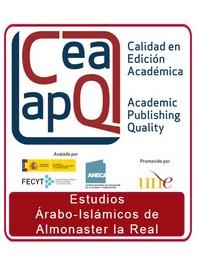 Colección: ESTUDIOS ÁRABO-ISLÁMICOS DE ALMONASTER LA REAL
