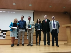"""Presentado el libro """"Al hilo del español hablado"""", en la Universitat de Valencia"""